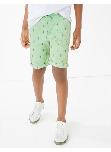 Marks & Spencer Şort Yeşil